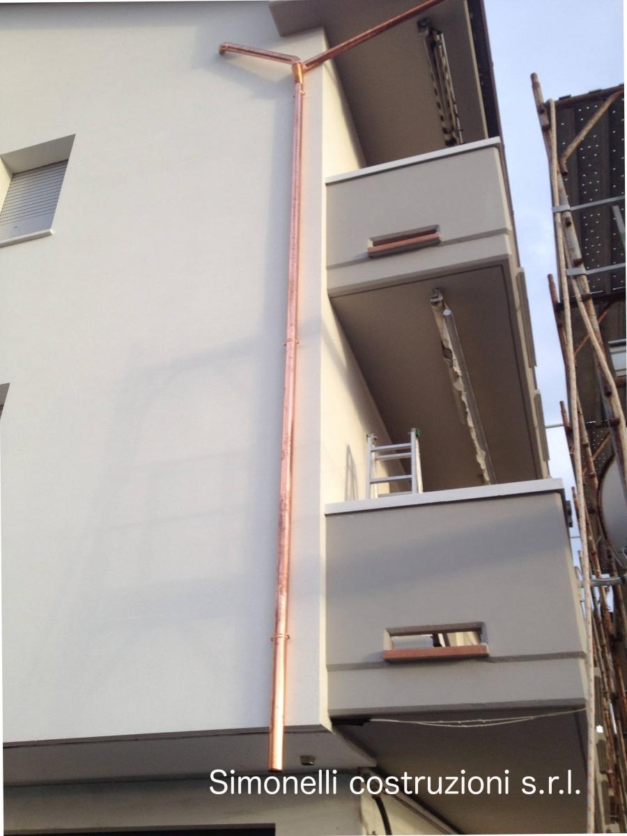 Balcone-grondaie